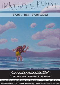 mannammeer - Ölbilder von Lothar Wildhirth