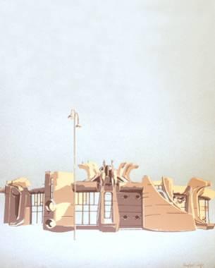 Beton & andere flauschige Arbeiten von Tom Korn