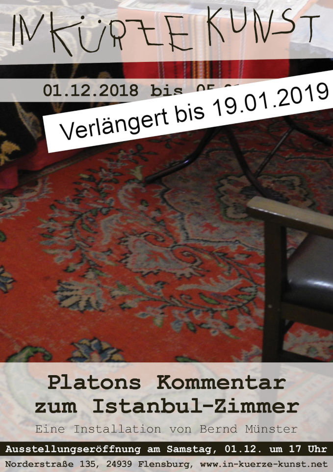 Platons Kommentar zum Istanbul-Zimmer